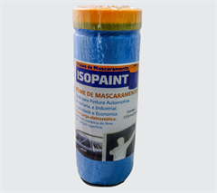 Nauber Filme Mascaramento Isopaint Azul 110CM X 20M