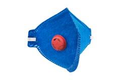 Delta Máscara Resp. Descartável Valvulado PFF1 Pro Agro