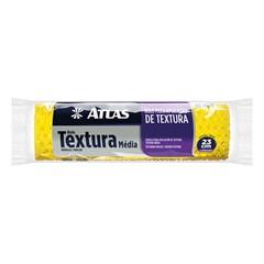 Atlas Rolo Textura Média 110/65 - 23cm