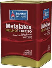 Sherwin Williams Metalatex Brilho Perfeito 18L
