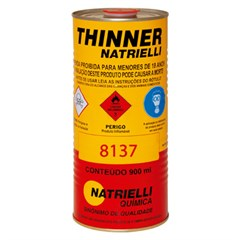 Thinner 8137 Natrielli - 900ml