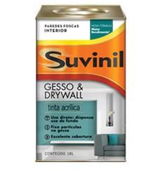 Suvinil Gesso e Drywall 18 L