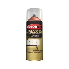 Tintas Spray Colorgin Cover Maxx 400ml Colorgin