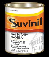 Suvinil Massa para Madeira 0,9 L