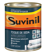 Suvinil Toque de Seda - Self Color 0,81 L