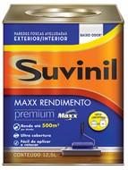 Látex Fosco Aveludado Maxx Rendimento 12,5 L