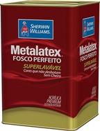 Sherwin Williams Metalatex Fosco Perfeito 18L