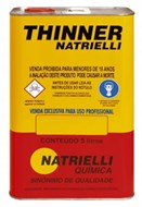 Thinner 8116 Natrielli - 5L