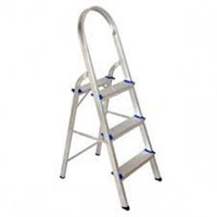 Azimut Escada de Aluminio Domestica