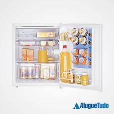 Locação de frigobar de 120 litros