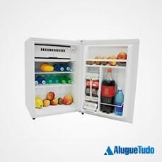 Aluguel de frigobar de 80 litros
