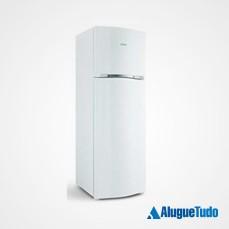 Aluguel de geladeira 330 litros duplex