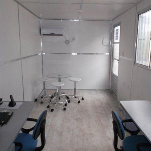 Container Escritório com dois ambientes