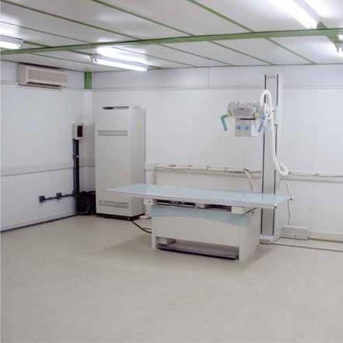 Container Ambiente Hospitalar