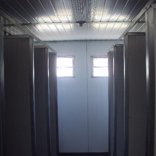 Container Vestiário