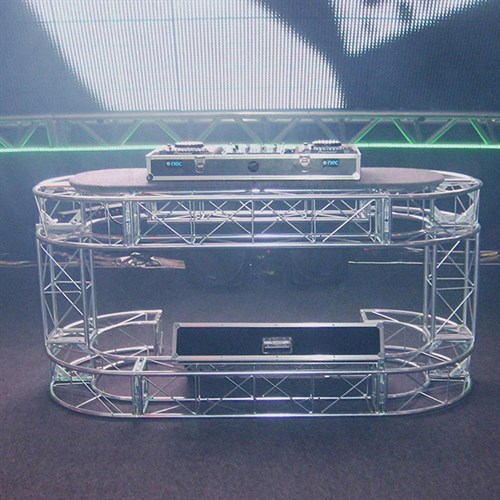 Estrutura para Mesas de DJ's