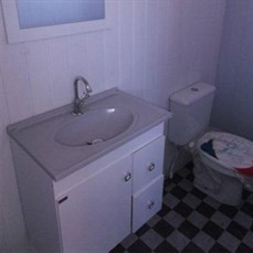 Container Sanitários masculino/feminino LB-33