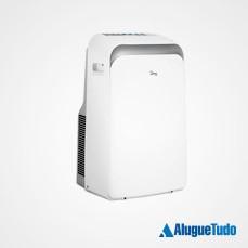 Aluguel ar condicionado portátil 12.000 BTU