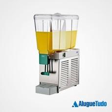 Locação de refresqueira de 1 cuba
