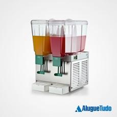 Aluguel de refresqueira de 2 cubas
