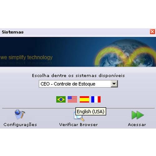 Tradução de websites e sistemas