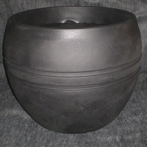 Vaso de polietileno