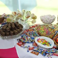 Buffet para festas infantis