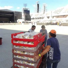 Kit Lanche para Shows