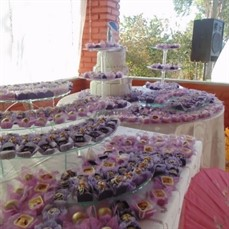 Buffet para festas temáticas