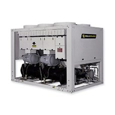 Aluguel de condicionador de ar chiller 230 TR