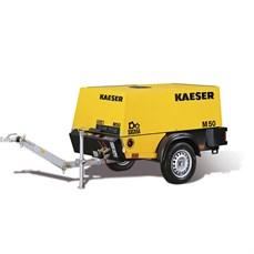Aluguel de compressor a diesel de 250 PCM
