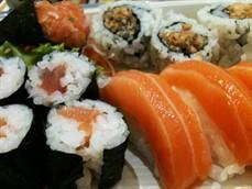 Almoço Oriental