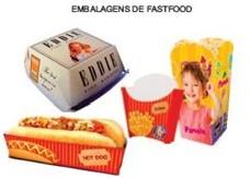 Confecção de Embalagens de Fast Food
