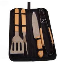 Brinde Kit personalizado para churrasco