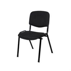 Locação cadeira fixa preta