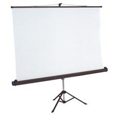 Aluguel de Tela de projeção de 150 polegadas