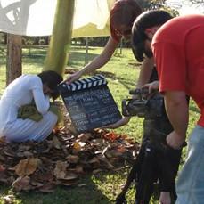 Filmagem de ações promocionais