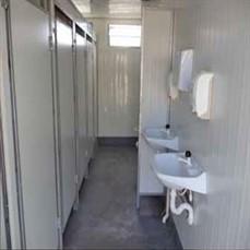 Container Sanitário Banheiro