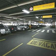 Automação de serviços para estacionamentos