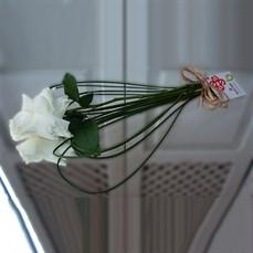 Arranjo de flor Mulher Clássica