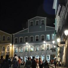Bahia à noite no Pelourinho