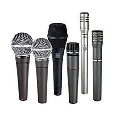 Aluguel de Microfones