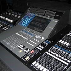 Aluguel de Mixer Digital