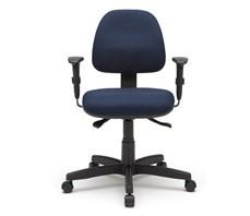 Cadeira Ergonômica Giratória com braços