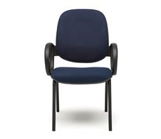 Cadeira fixa com braço