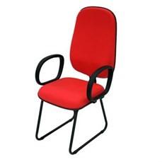 Cadeira Diretora Fixa com braço