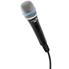 Microfone comum com fio