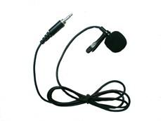 Microfone de lapela sem fio