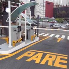 Administração de estacionamentos