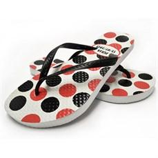 Sandálias personalizadas para Aniversário